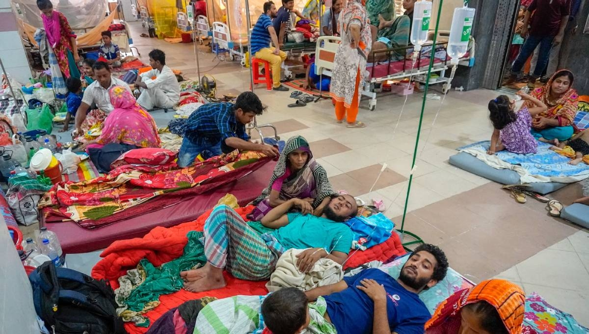 Dengue turns serious for lack of prior steps: Minister