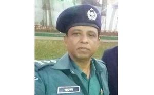 Sylhet cop falls off roof to death