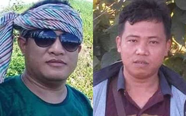 2 leaders of hill tracts group killed