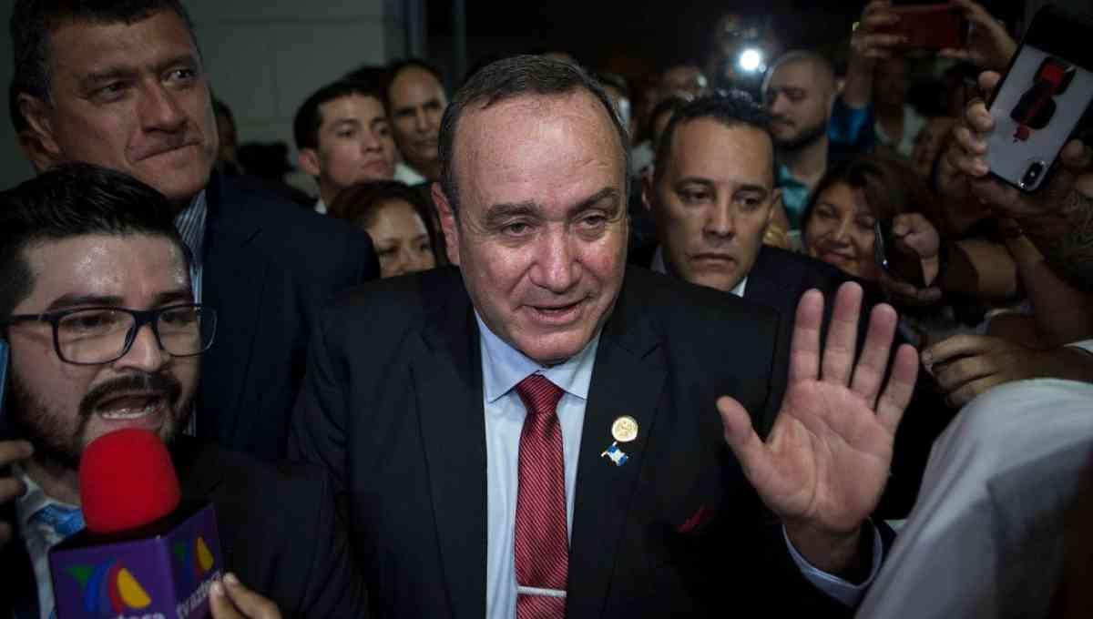 Conservative Giammattei wins Guatemala elections