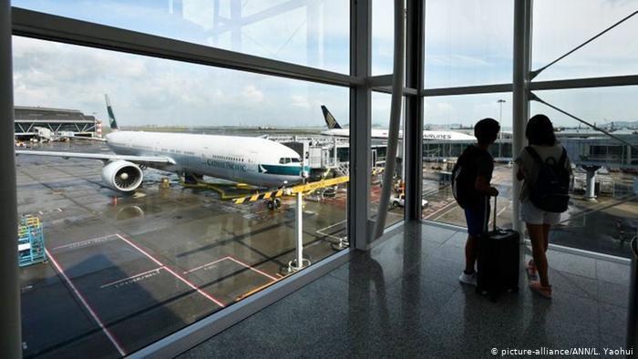 Flights resume at Hong Kong airport after protests