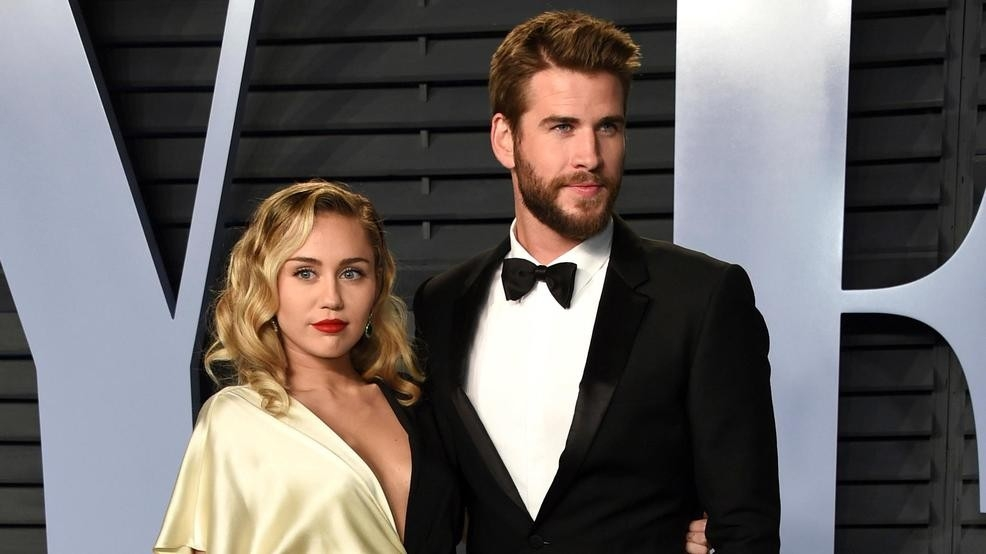 Liam Hemsworth wishes Miley Cyrus 'nothing but health'