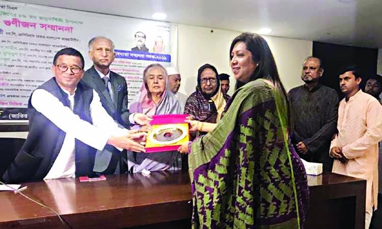 Sultana Afroz gets Begum Mujib Award