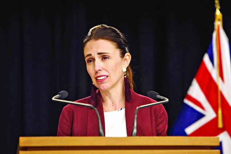 Ardern backs Pacific on climate, puts heat on Australia