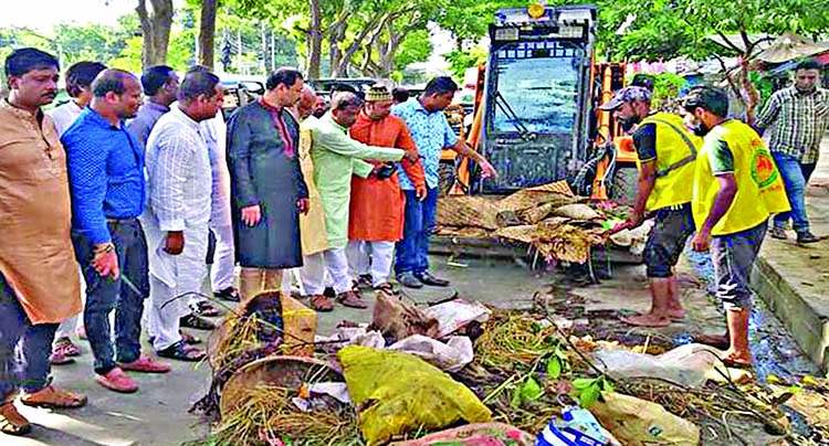 CCC cleans 100pc animal wastes within 24 hours: Mayor