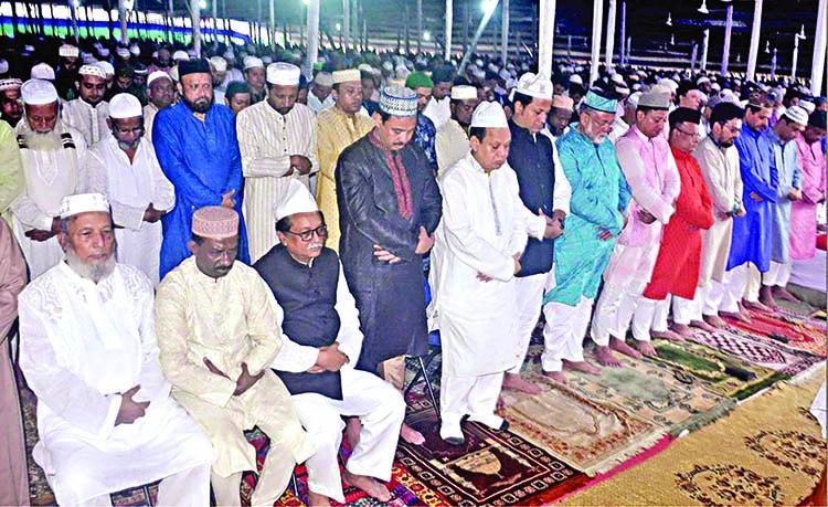 Eid-ul-Azha celebrated with festivity