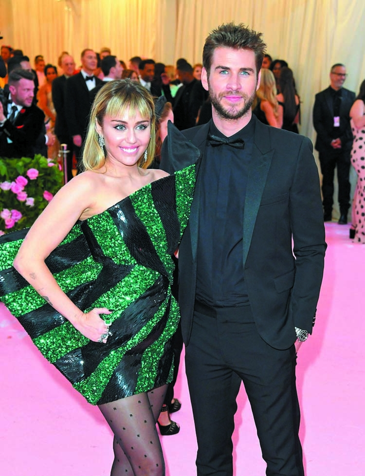 Liam wishes Miley 'nothing but health'