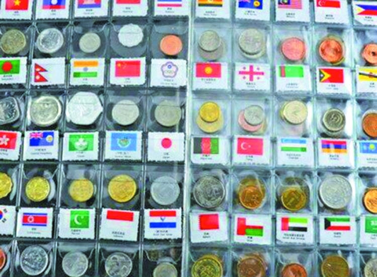 Coin collecting as a hobby