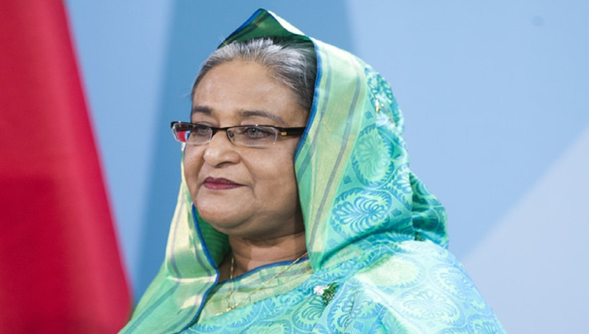 Khaleda paved way for Ershad to take over in 1982: Hasina