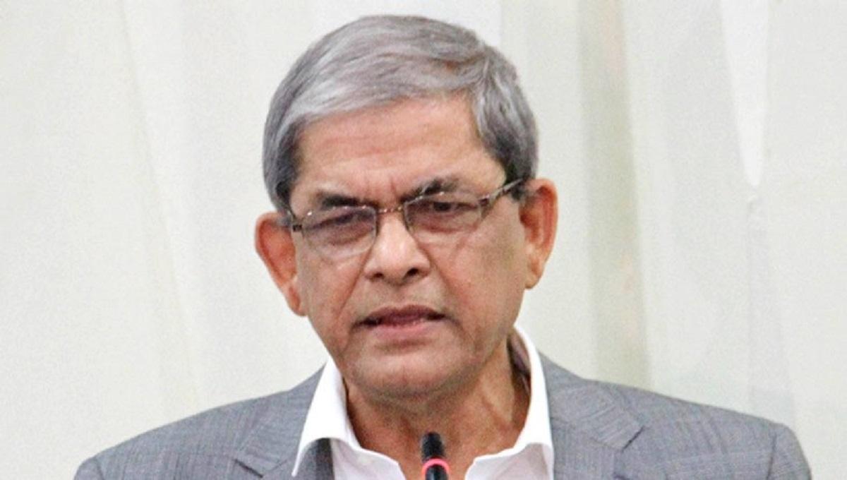 Govt creating ground to send Khaleda back to jail again: BNP