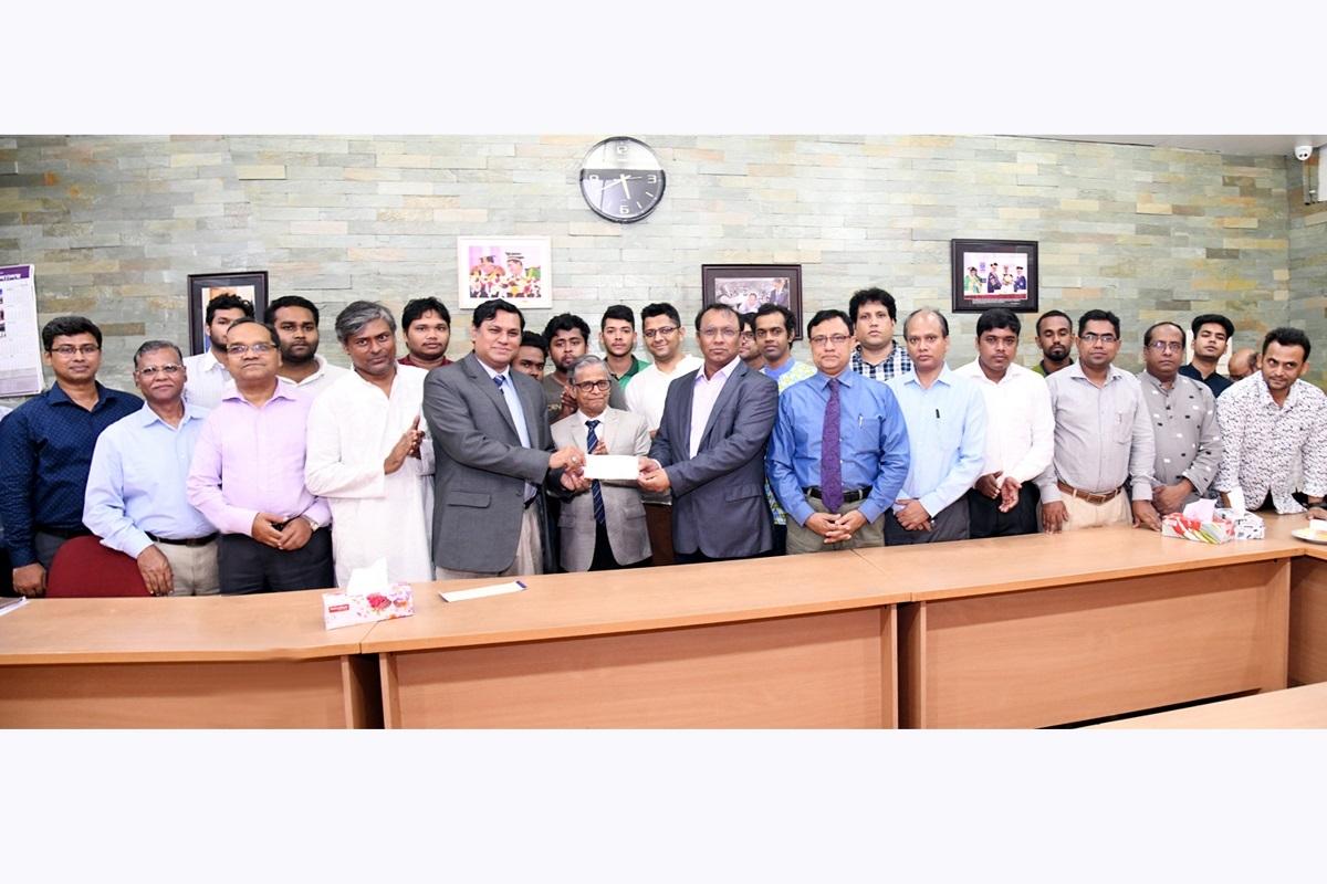'Bijoy Ekattar Hall Trust Fund' established at DU