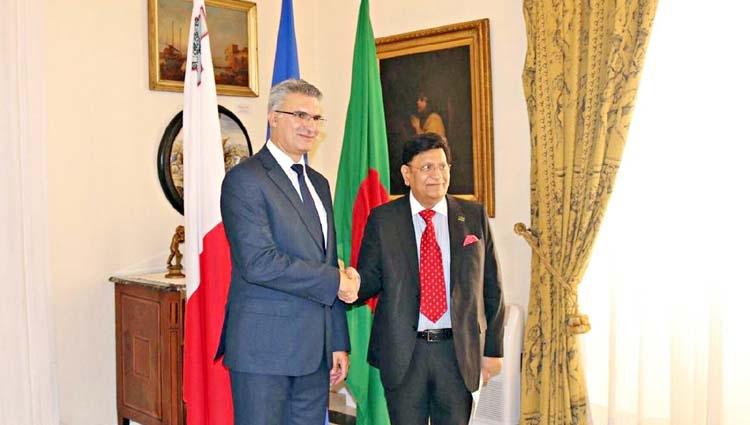 Uplifting Malta-Bangladesh ties to new dimensions