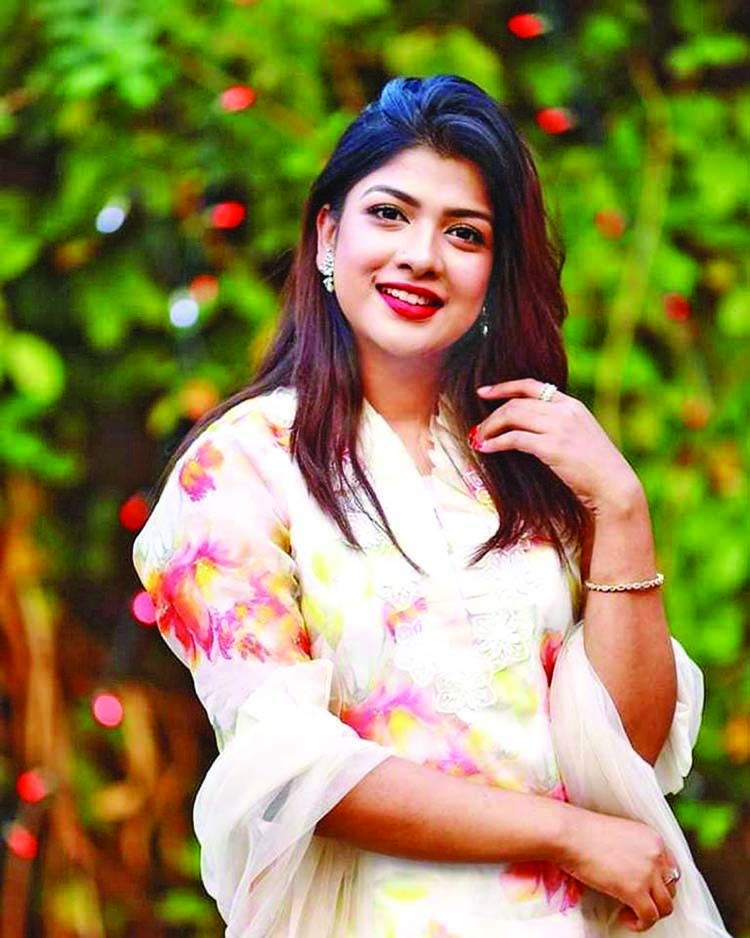Sabah getting fame in role of Jhumur