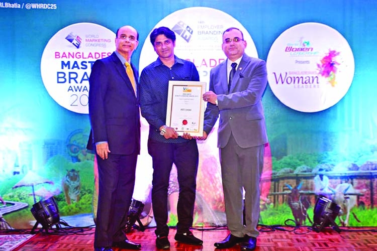 HSTC wins Bangladesh Quality Leadership Award