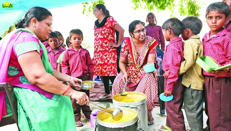 National school meal policy brings momentum to primary education