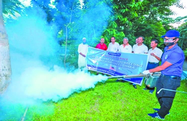 NUS- Alumni's initiative against mosquito menace