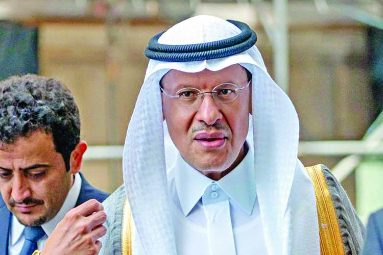 Saudi king replaces energy minister