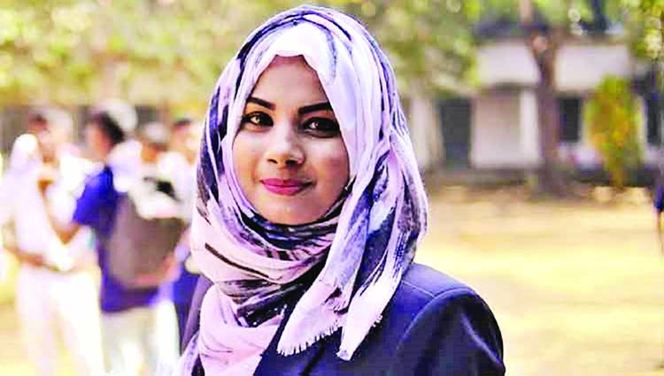 Rohingya girl loses studentship