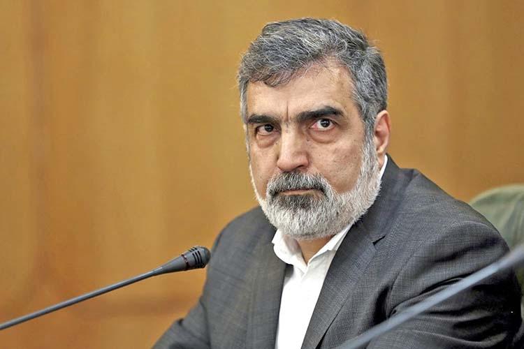 Iran uses advanced centrifuges
