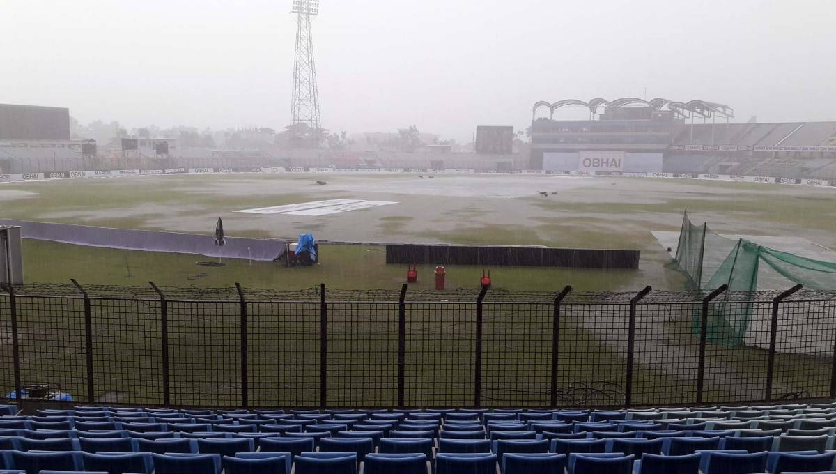 Chattogram Test: rain delays start of fifth day