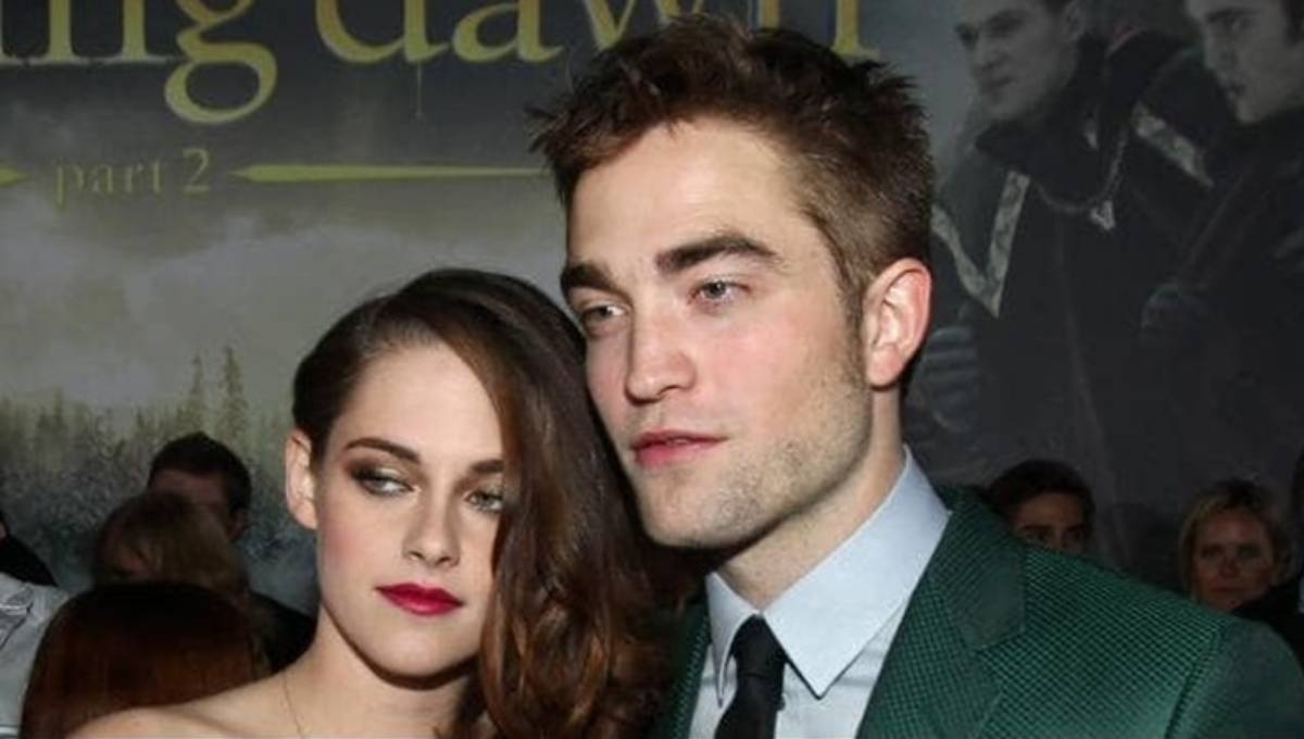 Kristen Stewart lauds Robert Pattinson's casting as Batman