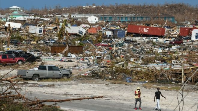 Bahamas defends hurricane response amid criticism