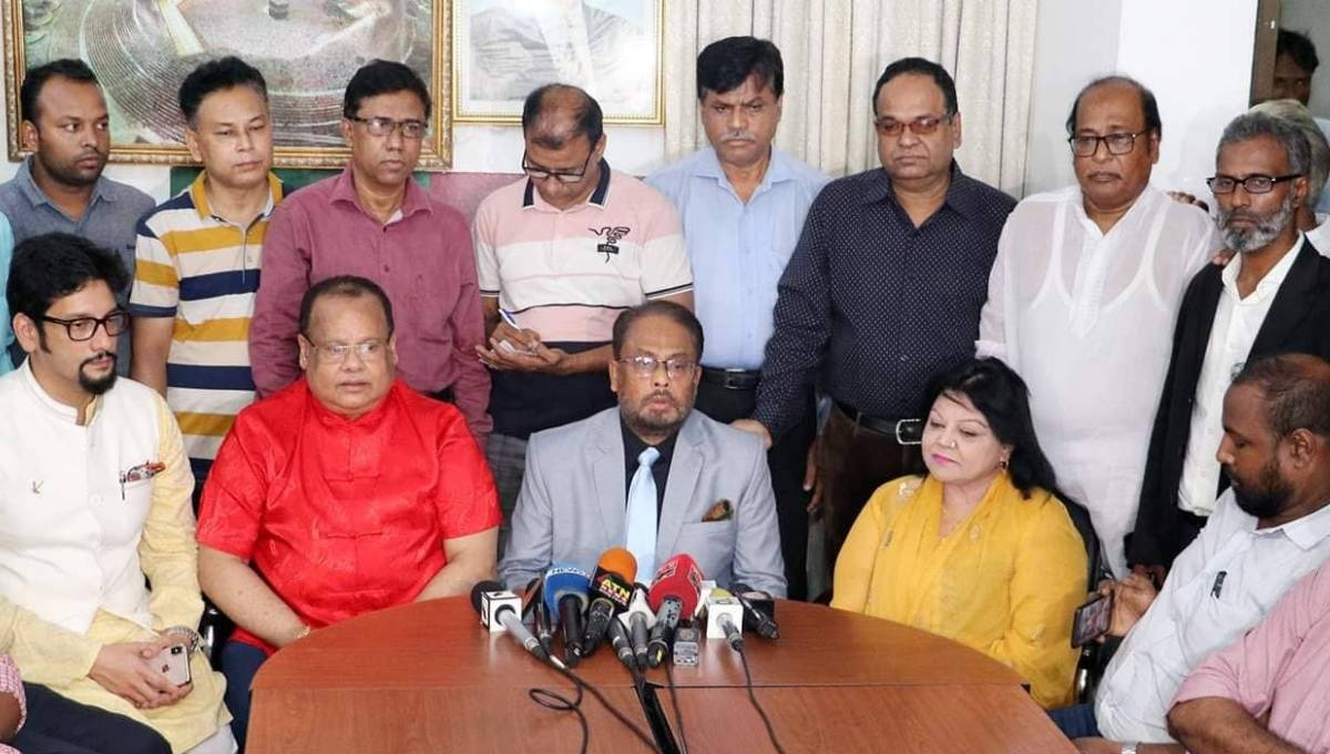 Trying to negotiate with AL over Rangpur-3 seat: GM Quader