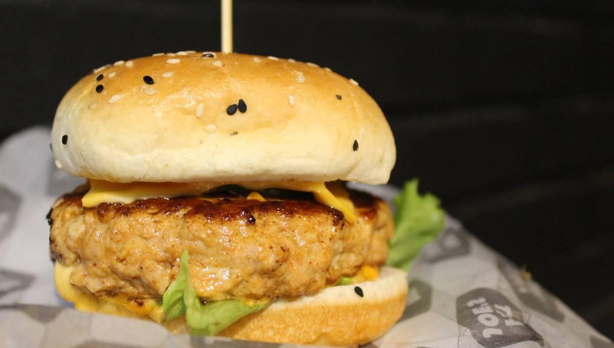 Fat Burgers at Fat Joes!