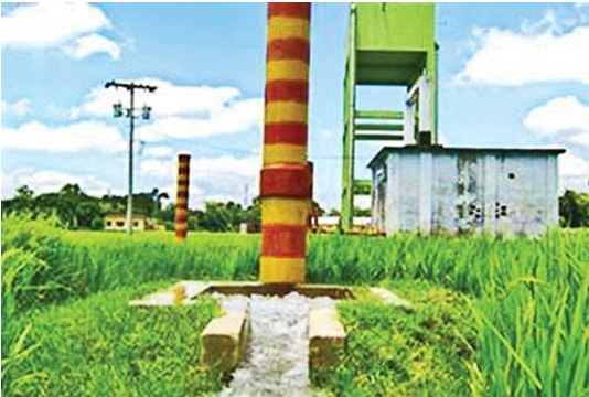 13.5 lakh villagers enjoy water supply facilities in Rajshahi Barind