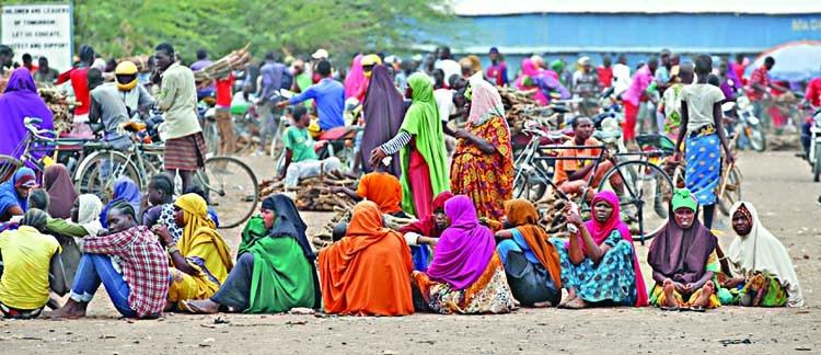 The women of Turkana county, Kenya are ready to lead