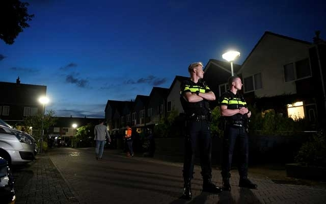 Three dead in shooting in Dutch home