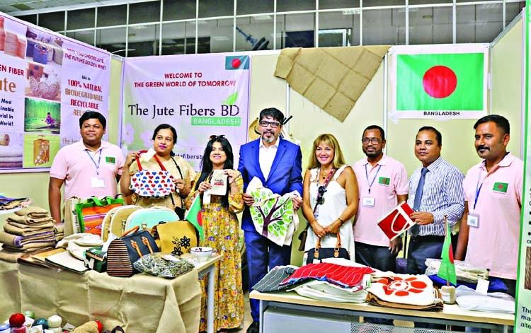 Bangladesh attends Thessaloniki Int'l Fair
