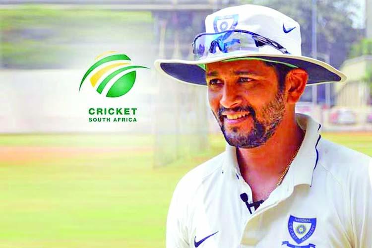 Muzumdar appointed South Africa's interim batting coach