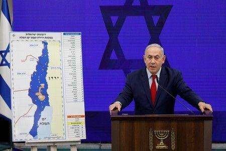 Saudi says Netanyahu annexation pledge a 'dangerous escalation'