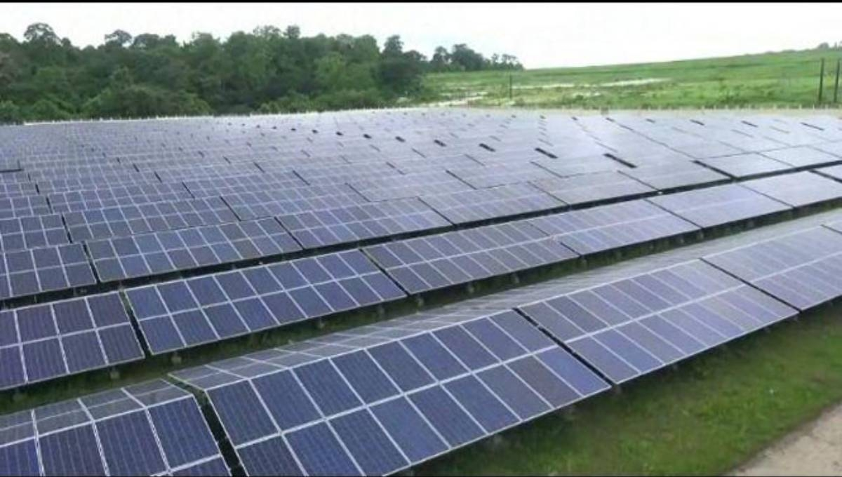 Kaptai solar power plant to be inaugurated today