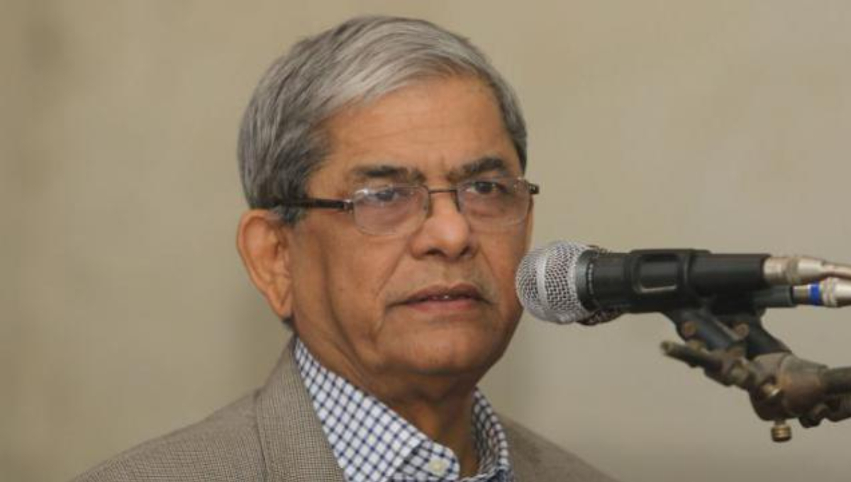 Wage a greater movement against govt: Fakhrul to people