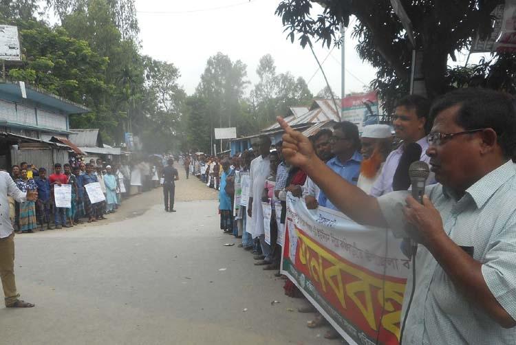 Demand for making Kanchibari upazila