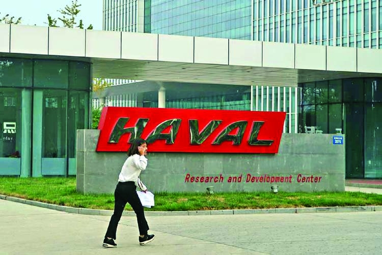 Great Wall may consider building cars in Europe