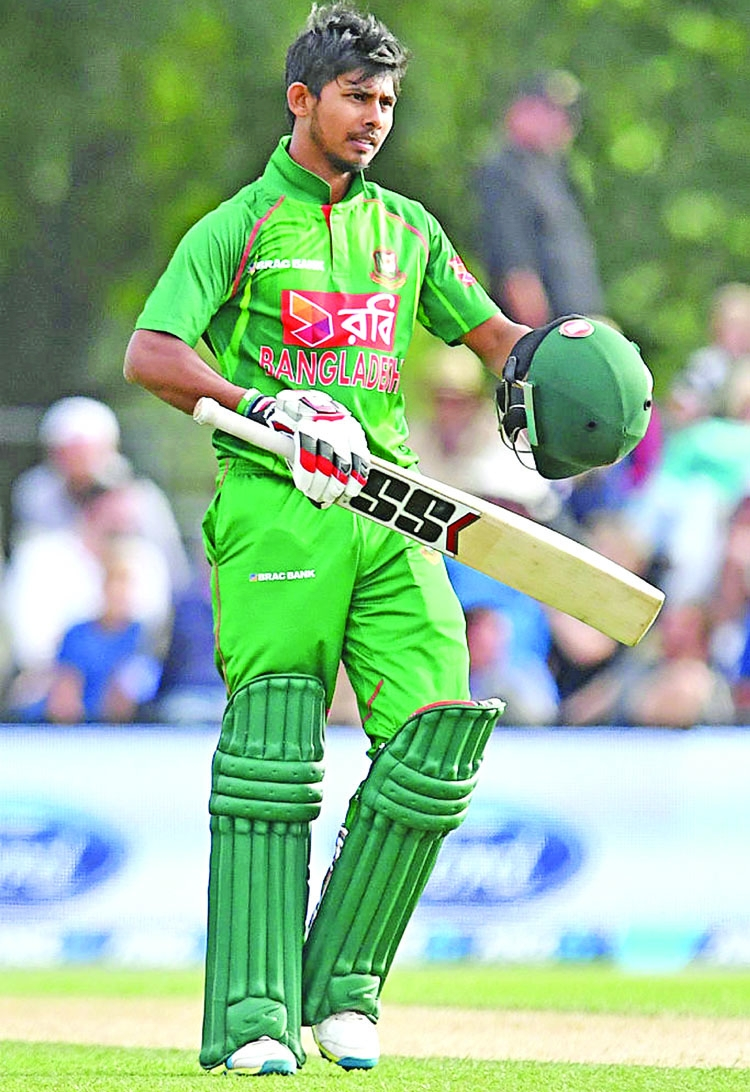 Mosaddek keen to concentrate on T20 series