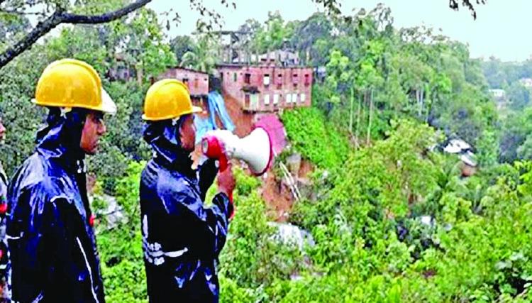 Efficient handling of landslides needed in Chattogram