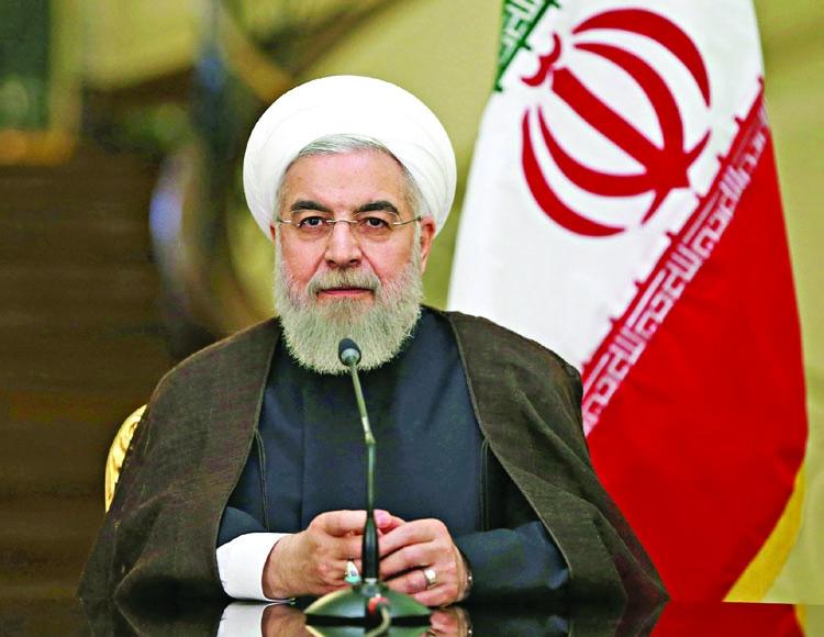 Iran rebuffs US talk of Trump-Rouhani meeting