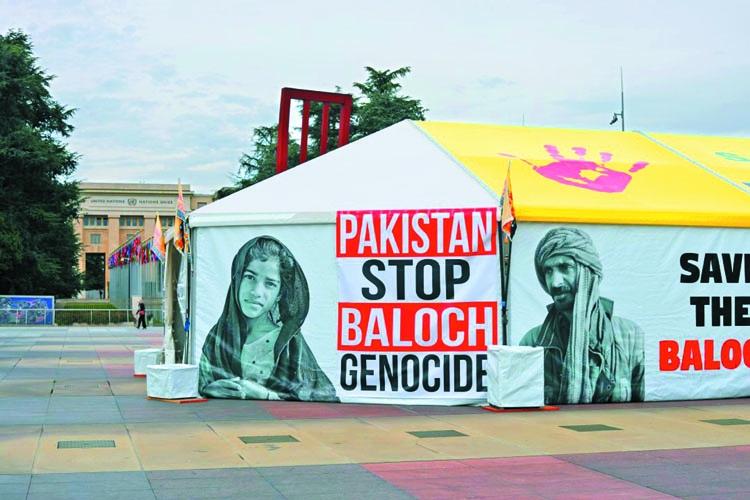 Saving Baloch, Pashtuns from Pakistan atrocities