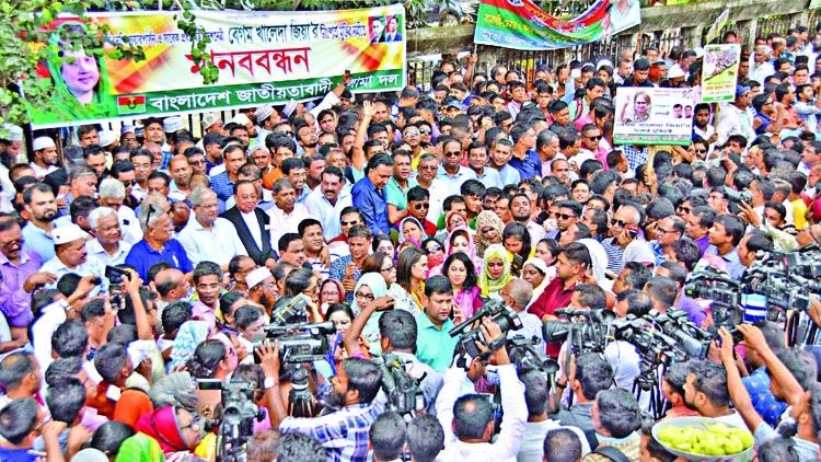 Conspiracy to put BD at stake: BNP