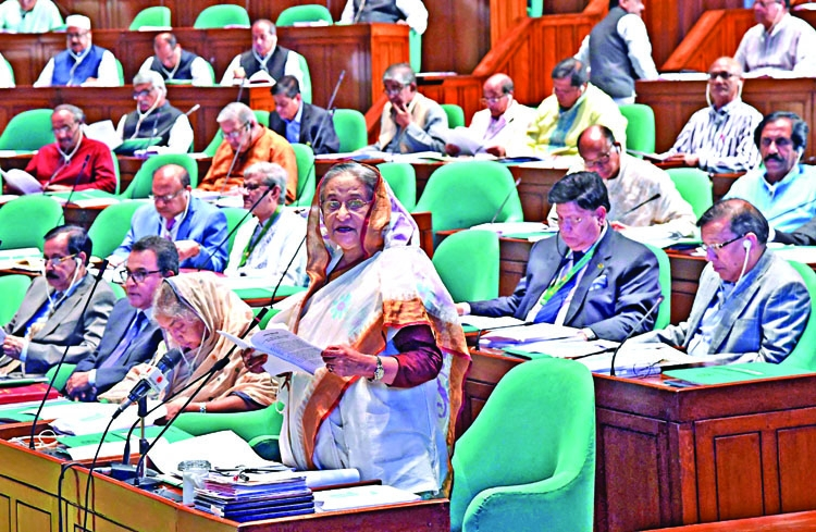 PM Hasina expects positive response