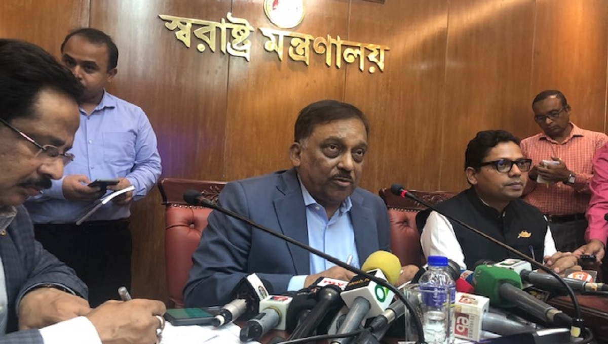 'Safe City Project' to make all major cities safe: Home Minister