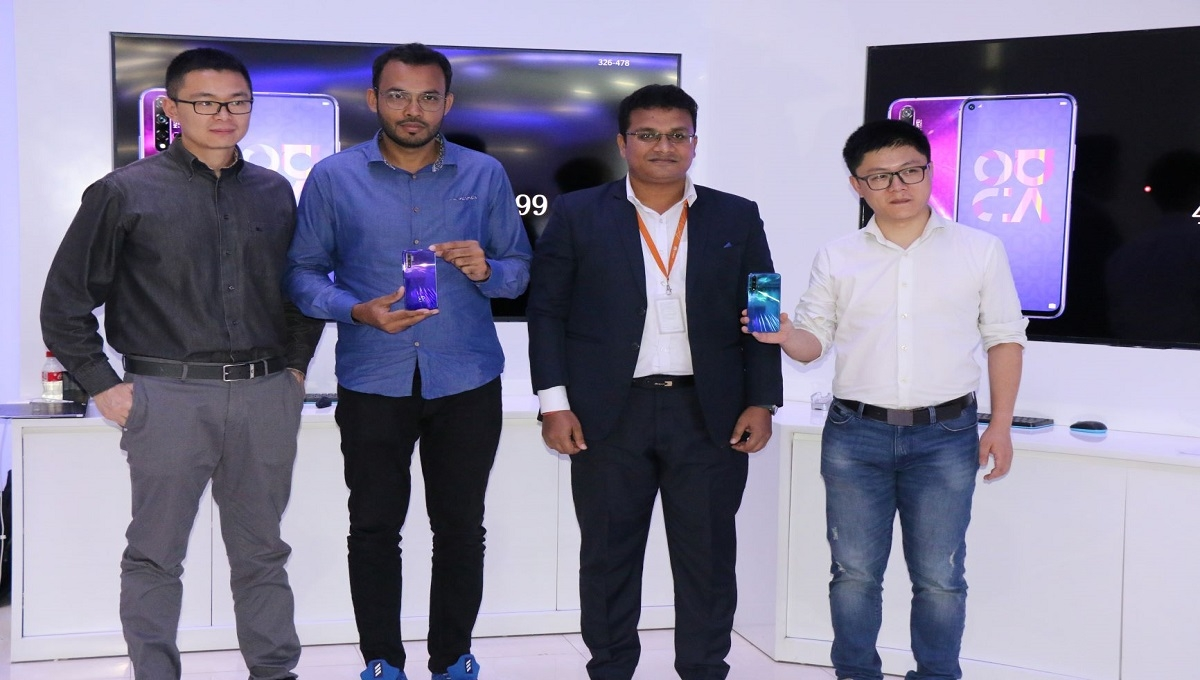 Pre-booking starts for five-camera featuring 'Huawei Nova 5T'