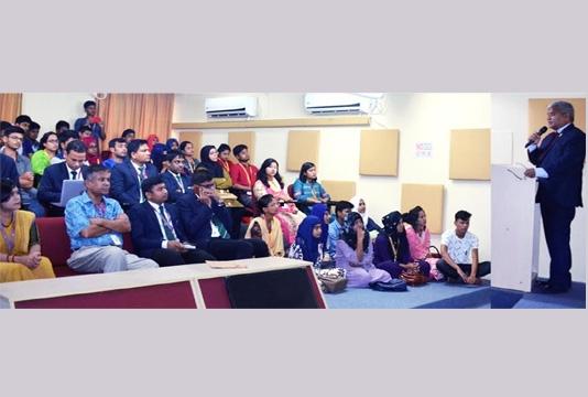 Seminar on digital healthcare held at BRUR