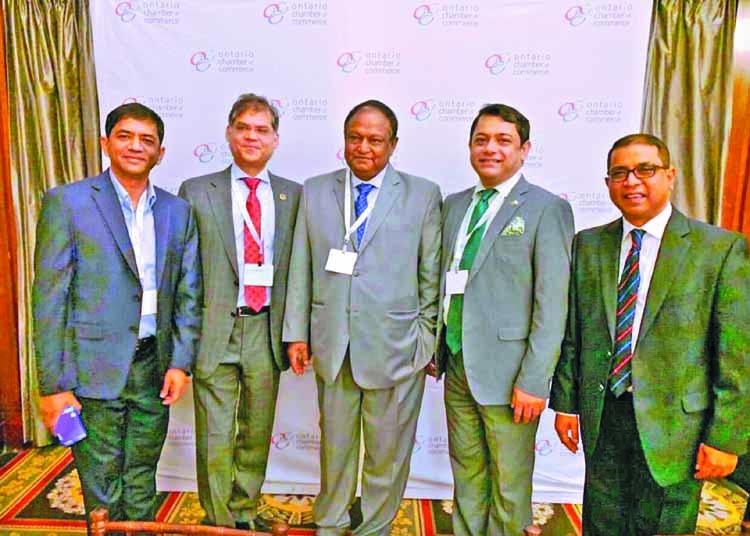 Bangladesh-Canada first ever business forum held
