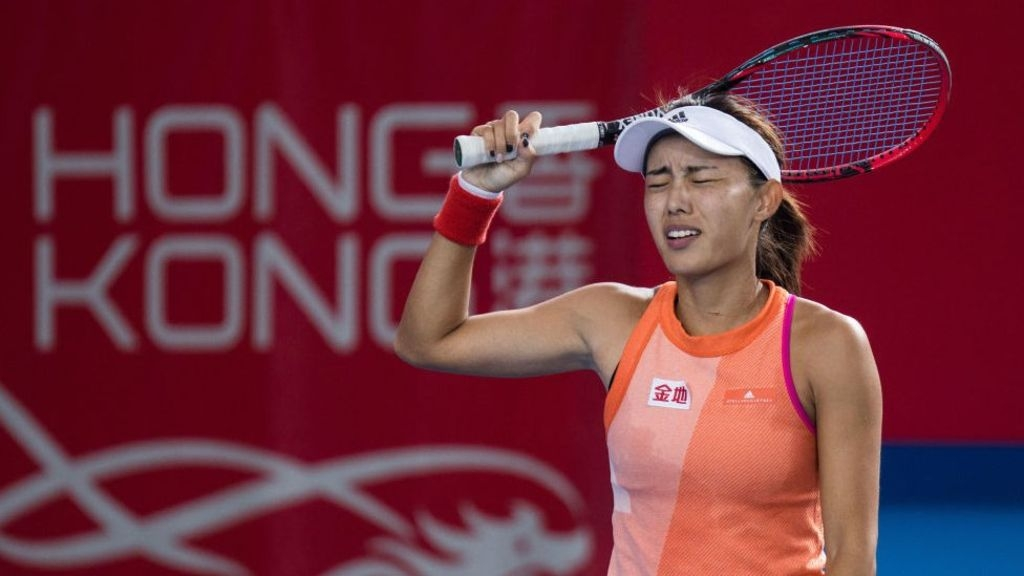 HK tennis tournament postponed due to protests