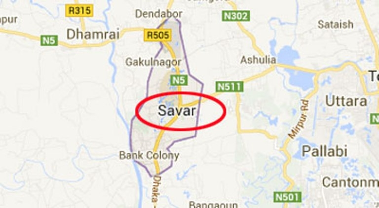 Garment worker beaten dead 'by husband' in Savar